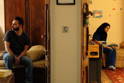 Escena de 'Nader y Simin, una separación'