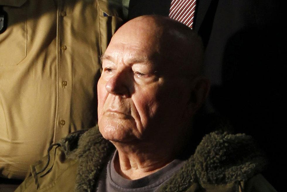 John Demjanjuk, durante el juicio contra él en Múnich