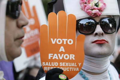 Aborto: 10 Razones a favor