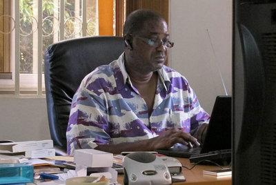 Herman Chinery-Hesse, conocido como el Bill Gates africano