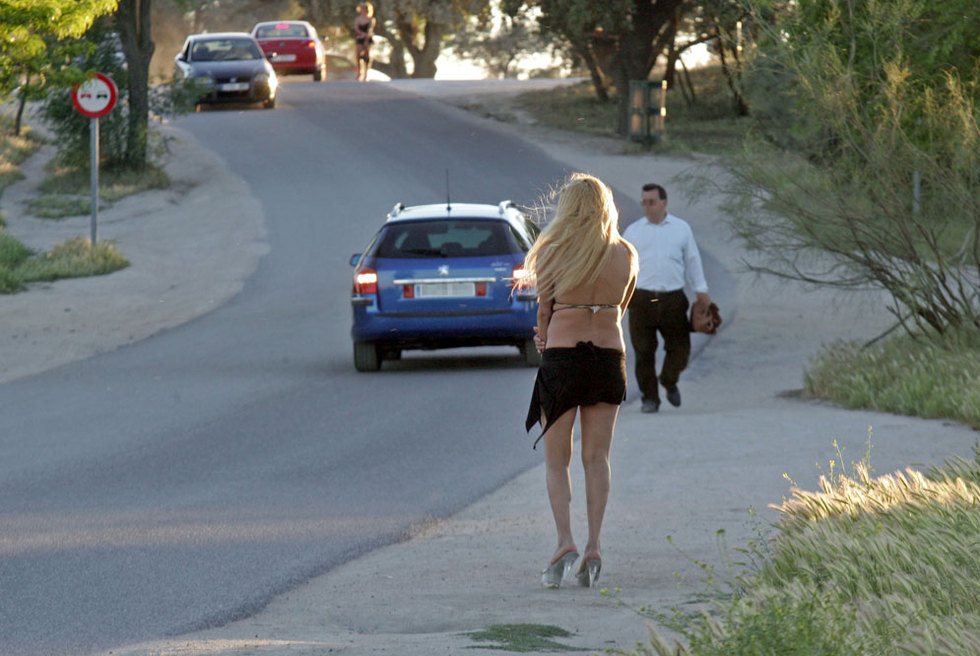 zona prostitutas madrid prostitutas camioneros