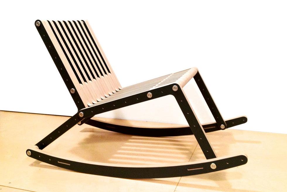 Designmmagazine muebles plegables apilables y ahora for Muebles transformables