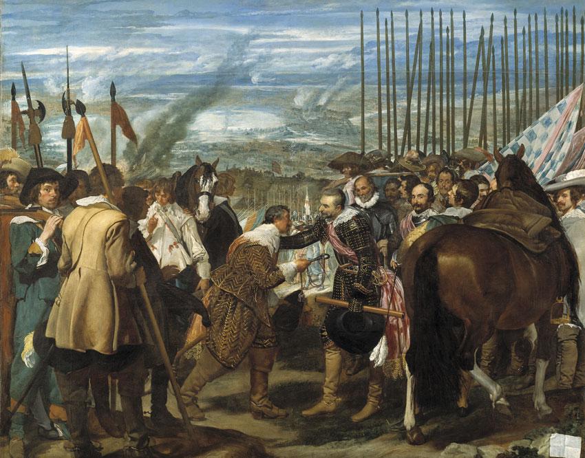 'La rendición de Breda'