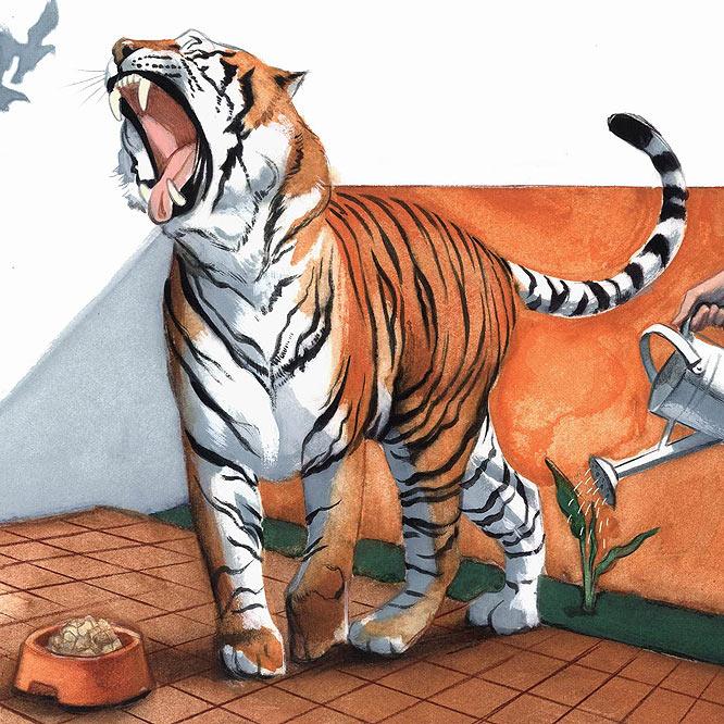 Ilustración de Fernando Vicente