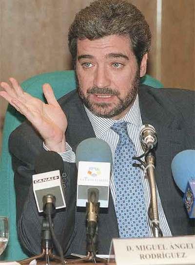 Miguel Ángel Rodriguez Bajón, escritor y periodista