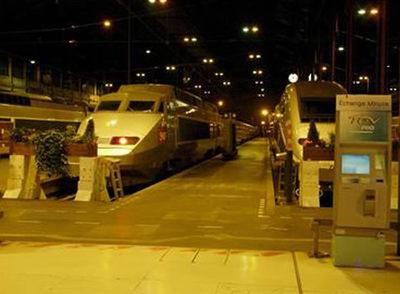 Huelga de transportes en Francia