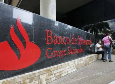 Banco de Venezuela, filial del Grupo Santander