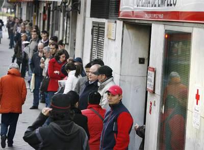 Deudas de los clubes noviembre 2010 for Oficina empleo madrid