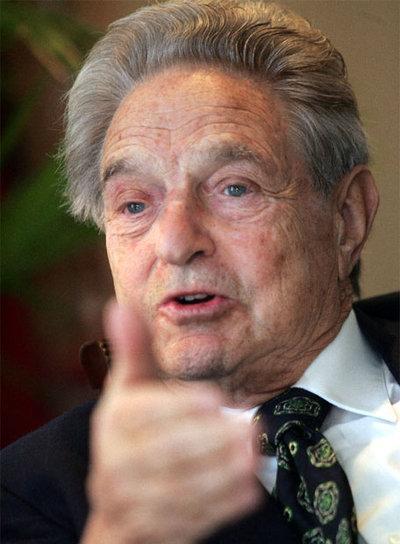 george soros family. George Soros
