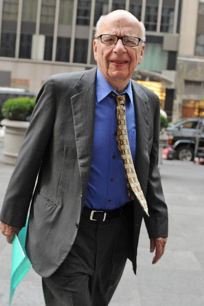 Murdoch ataca a Obama y Google por sus críticas a la ley SOPA