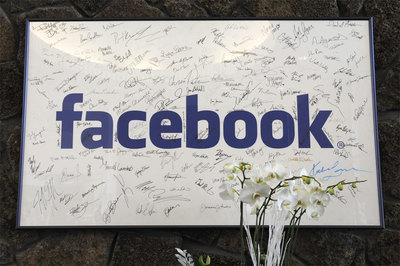 Facebook planea salir a Bolsa entre abril y junio de 2012