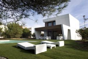 El estudio a cero presenta la primera urbanizaci n de - Casas prefabricadas baratas en espana ...