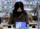 La surcoreana Samsung logra un beneficio histórico en 2012