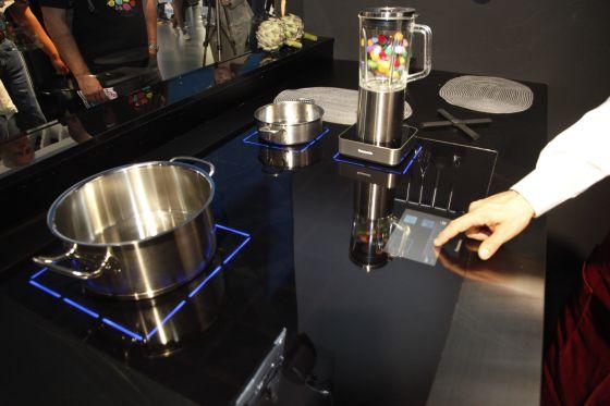 Cocinas con mucha vida vivienda el pa s - Cocina electrica de induccion ...
