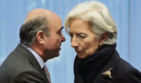 Christine Lagarde vom IMF über okkulte Zahlen 1385119485_173615_1385126685_noticia_normal