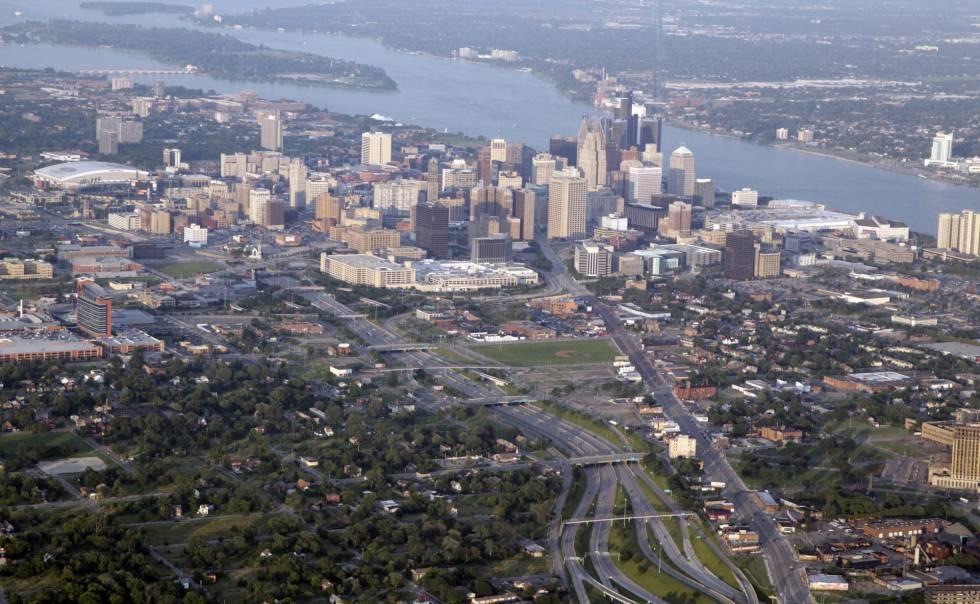 """Lucha de clases en EEUU, ciudades bajo """"gestor de emergencia"""": Detroit... 1393015146_325740_noticia_foto1_grande_0"""