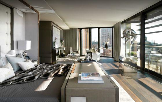 El piso m s caro del mundo vivienda el pa s - Apartamentos de lujo en londres ...