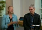 Apple e IBM se alían para conquistar el entorno empresarial