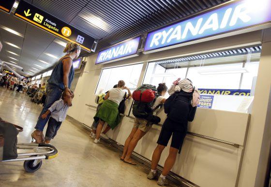 Ryanair anuncia m s nuevas rutas desde madrid para el for Oficina ryanair madrid