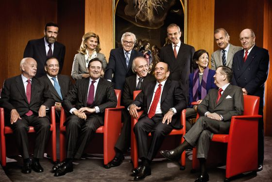 Qui n es qui n en el consejo de administraci n del banco for Direccion madrid espana
