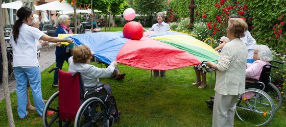 Un costoso refugio para los jubilados vivienda el pa s - Compartir piso con personas mayores ...