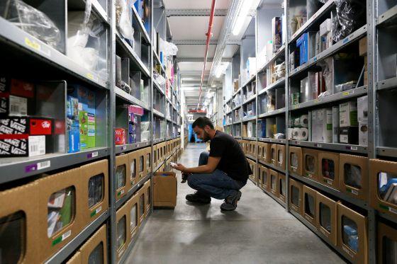 Empleo amazon busca ingenieros para su nuevo centro for Oficinas amazon madrid