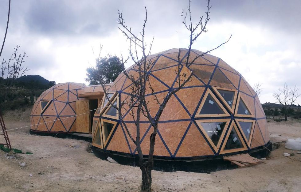 Las ventajas de una casa geod sica econom a el pa s - Casas geodesicas ...