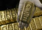 El oro sella su mayor subida trimestral desde 1986