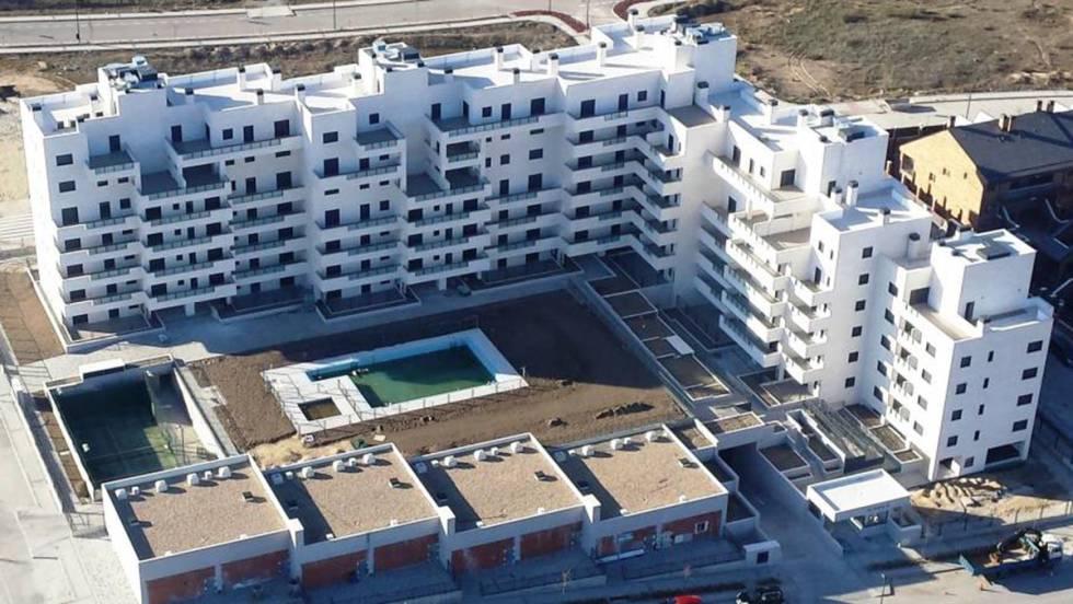 Una modesta cooperativa de 80 pisos demuestra que otra for Cooperativa pisos madrid