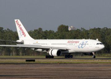 Air Europa cancela 114 vuelos por la huelga de pilotos