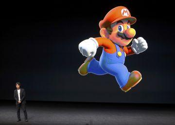 La llegada de Super Mario a Apple dispara las acciones de Nintendo