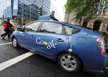 Google crea una empresa que se llama Waymo para su coche autónomo