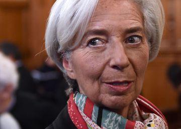 La justicia francesa considera culpable a Christine Lagarde por el 'caso Tapie'