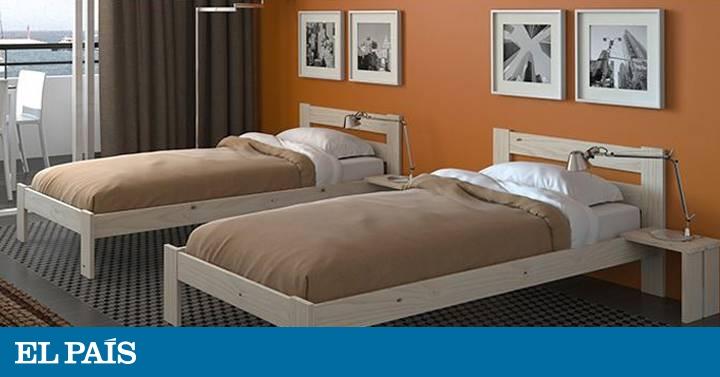 Muebles lufe la cama de 30 euros que triunfa online for Muebles lufe