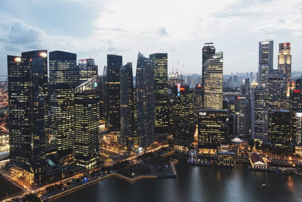 Singapur incuba su salida al mundo