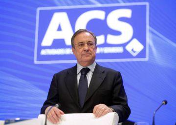 ACS estudia lanzar una contraopa sobre Abertis