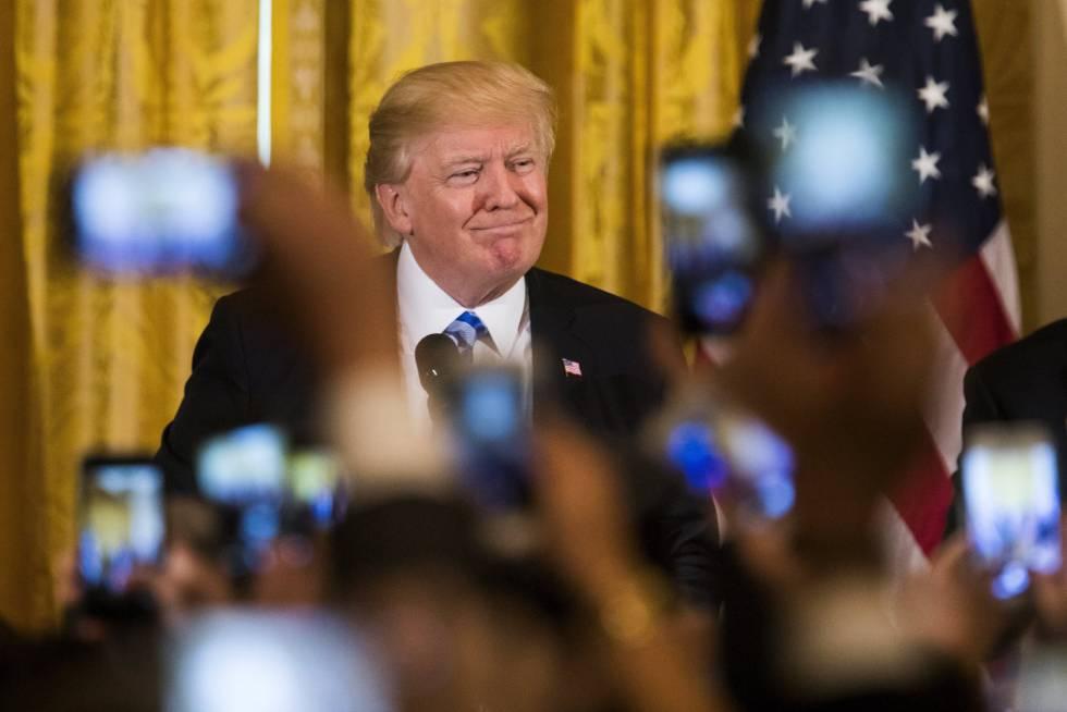 Un decreto de Trump amenaza el acuerdo de protección de datos con la UE