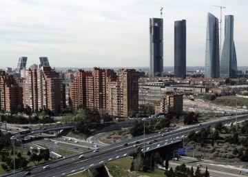 Madrid, la comunidad que más empresas atrajo en 2016 y Cataluña, la que más perdió