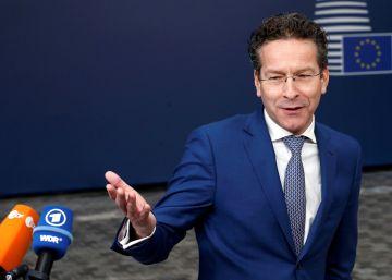 Más de 70 eurodiputados piden a Dijsselbloem que dimita por sus insultos al Sur
