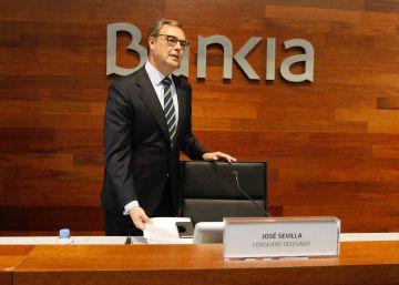 Las operaciones financieras elevan un 28% el beneficio de Bankia