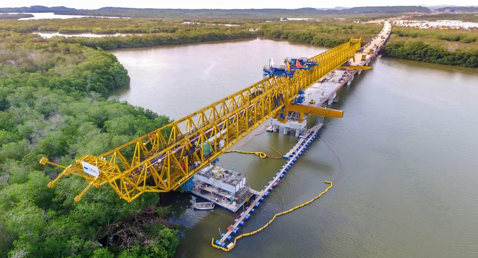 Más cemento para Colombia