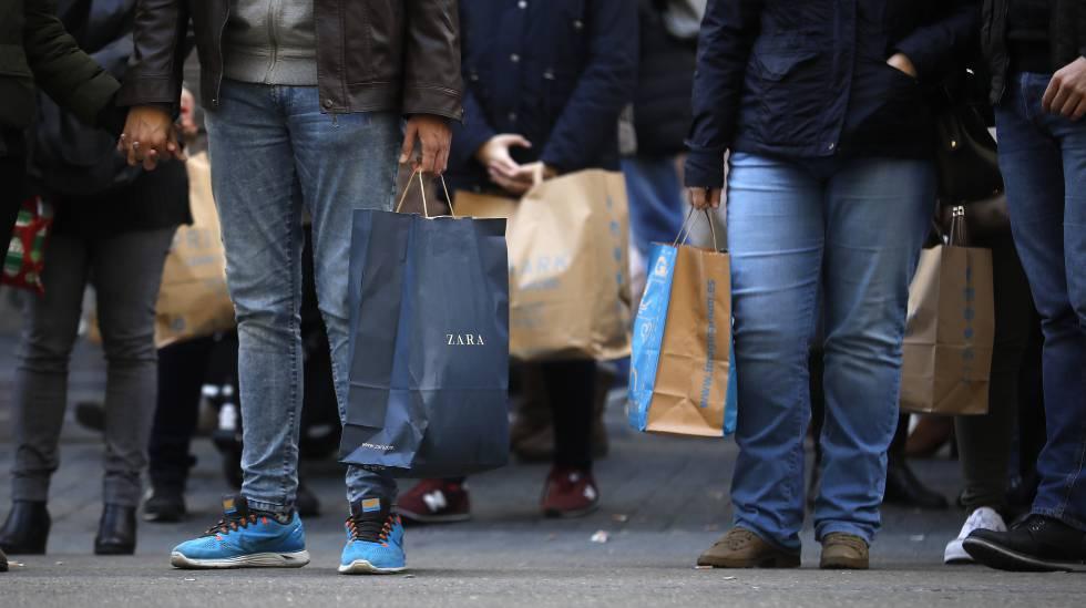 Las ventas del comercio minorista aceleran tras el discreto inicio de año