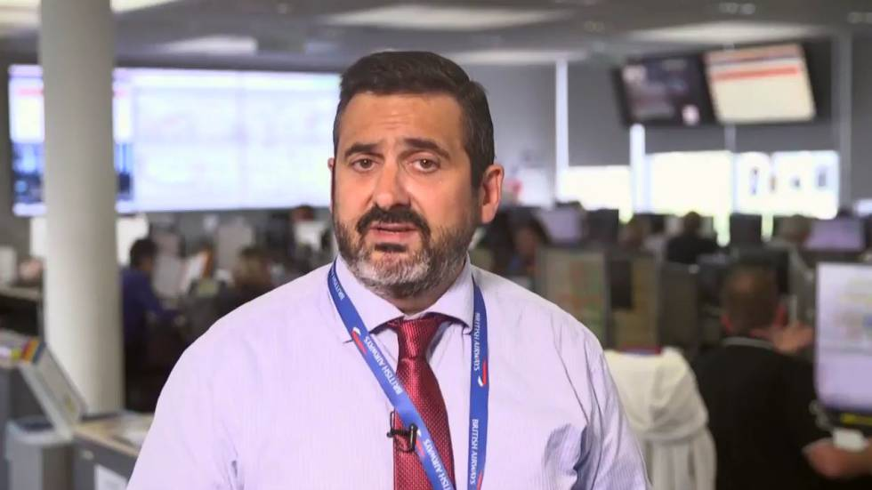 El español Alex Cruz, jefe de British Airways, en el ojo del huracán por la crisis