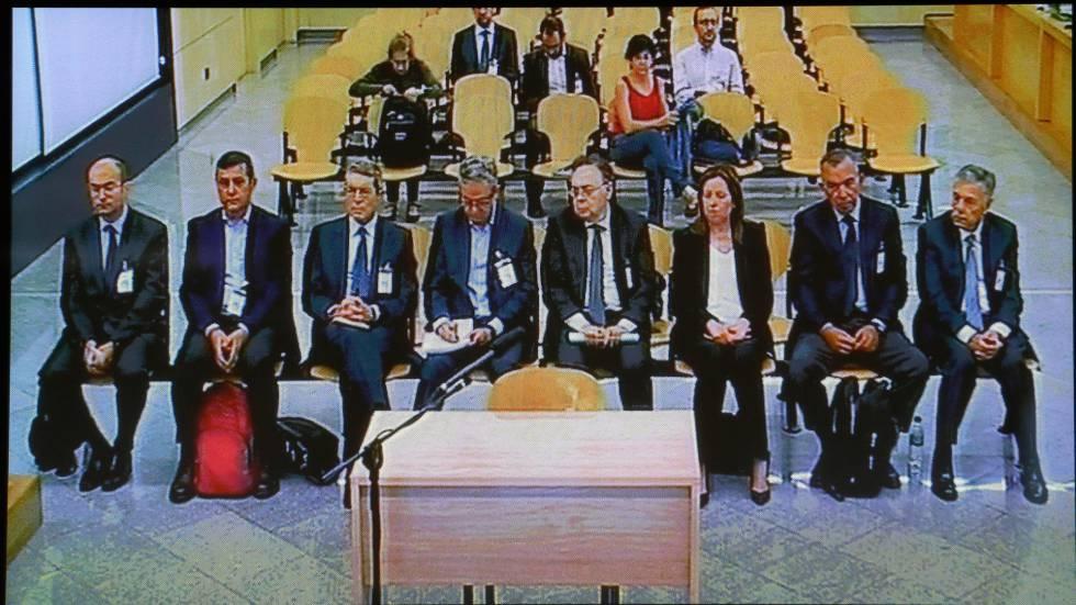 La Audiencia Nacional juzga el saqueo de la CAM en plena quiebra