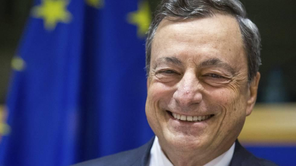 Draghi pide a Bruselas que refuerce la zona euro para la próxima crisis