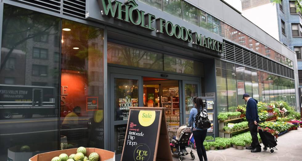 Whole Foods: la pieza que le faltaba al dueño de Amazon