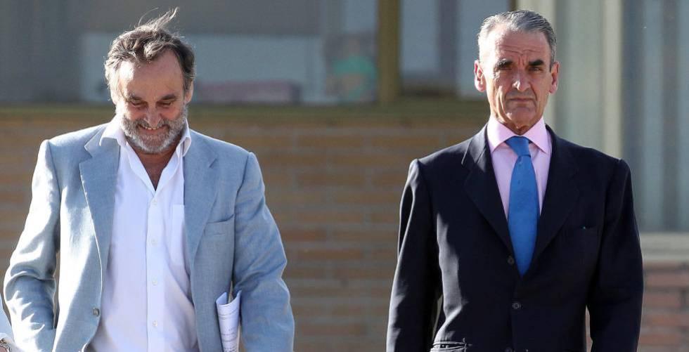 Pedrosa y Dani Alves salen de la lista de morosos; siguen Mario Conde y Milito