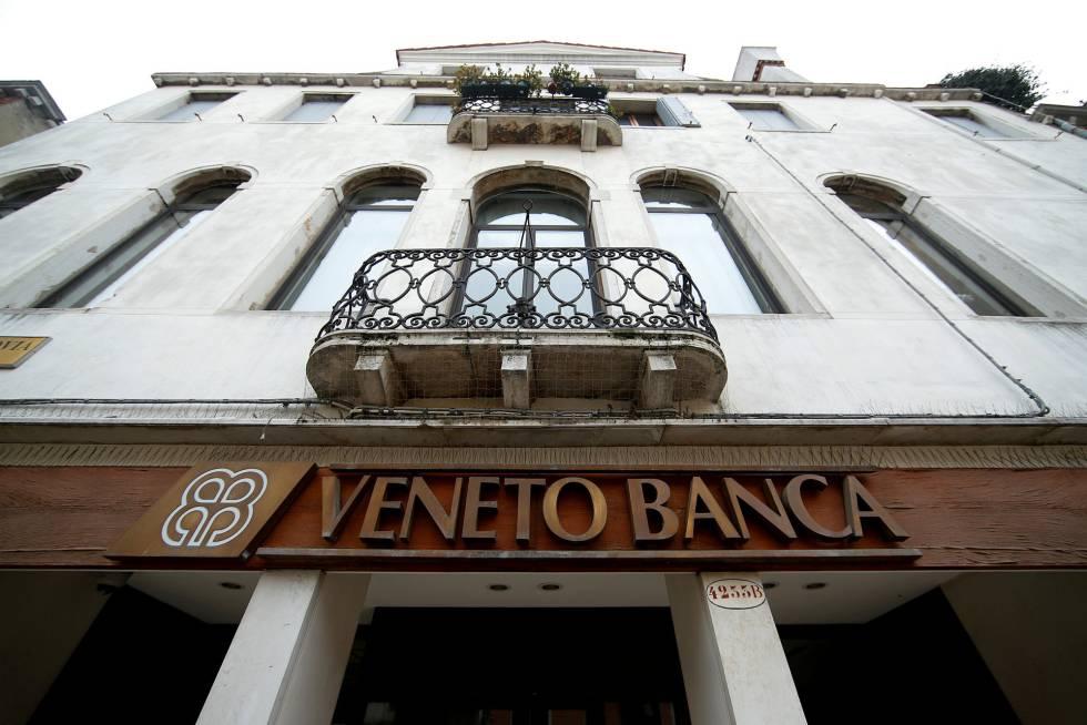 El BCE obliga a Italia a que rescate dos bancos por problemas de solvencia