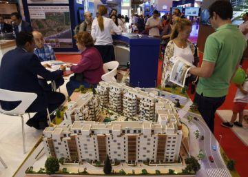 La vivienda se encarece un 5,6% el segundo trimestre por el tirón de Madrid y Cataluña