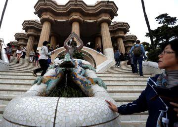 La llegada de turistas cae un 4,7% en Cataluña tras el 1-O